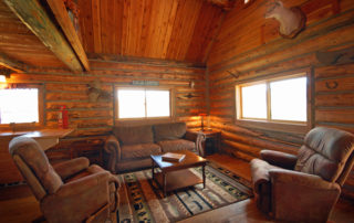 Salmonfly Cabin on the Big Hole River in Montana