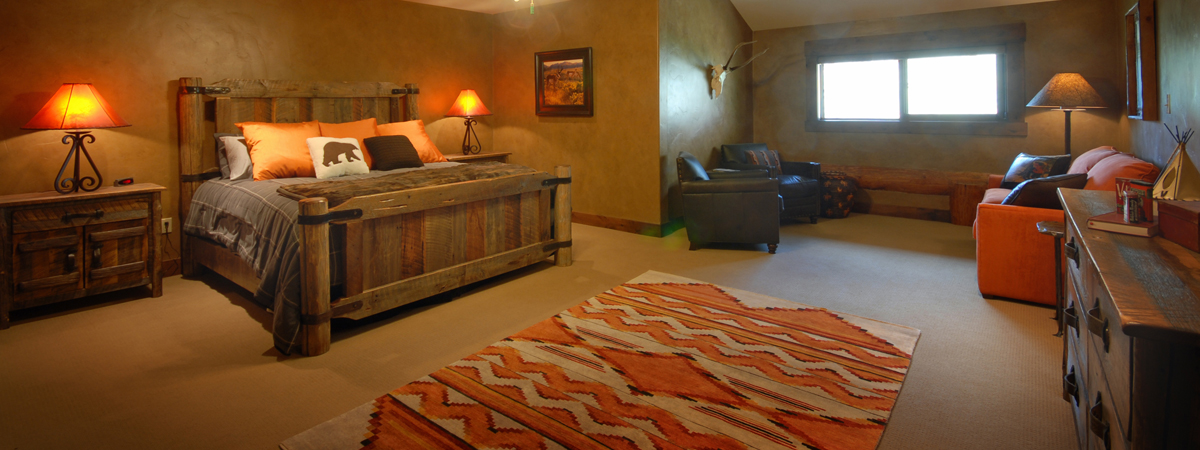 Montana Luxury Resort - The Sporting Suite at the Silver Bow Club