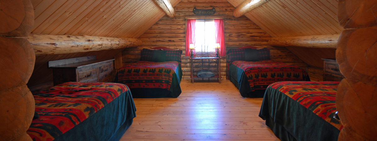 Montana Fly Fishing Cabin, Loft Style Log Cabin, Salmonfly, on the Big Hole River in Montana