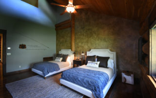 Luxury Resorts Montana, Trout Room at the Silver Bow Club in Montana