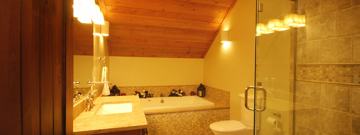 Luxury Master Bath Montana Ranch