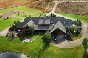 Montana Aerial Photo Flights at the Silver Bow Club