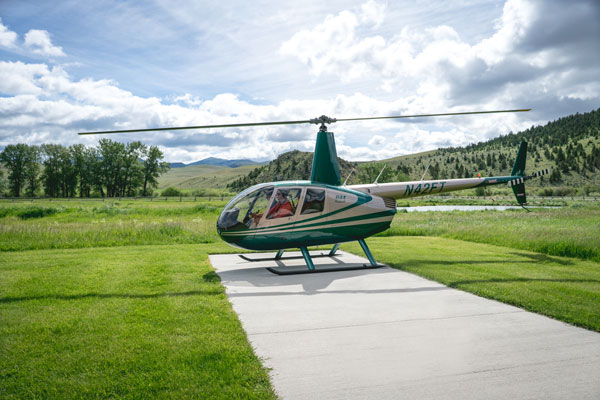Aerial Photo Flights in Montana