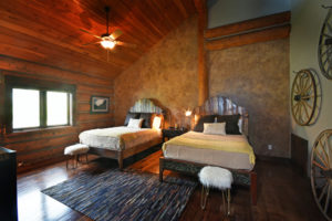 Luxury Resort - Pioneer Room at the Silver Bow Club Montana
