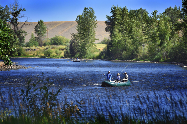 3 Day Fishing Package, Big Hole River, Montana
