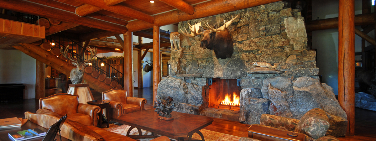 Montana Luxury Lodge - All-inclusive resort, the Silver Bow Club