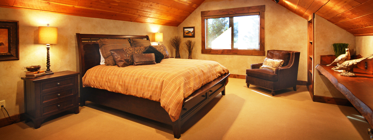 Montana Luxury Lodge - Pheasant Suite at the Silver Bow Club in Montana