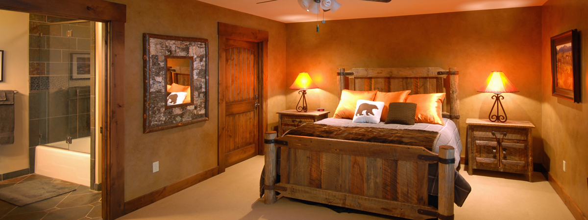 Montana Luxury Resort - The Sporting Suite at the Silver Bow Club in Montana