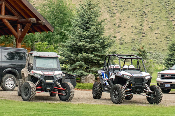 ATV and Quads tours in Montana