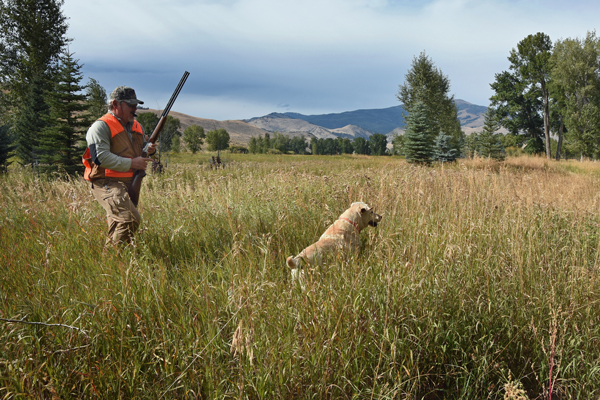 What to bring on hunting trip to Montana