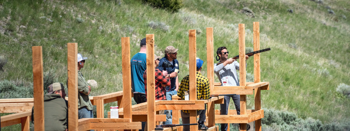 Trap-Shooting-at-all-inclusive-Montana-Ranch-Resort
