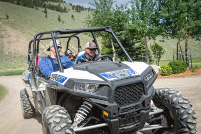Fun with ATV and Quad Tours near the Big Hole River in Montana