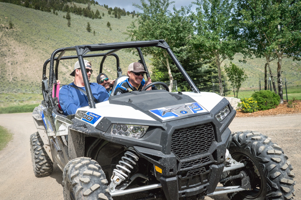ATV TOURS AND RIDING IN MONTANA