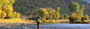 September on the Big Hole River