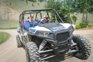 Atv Adventure with Craig Hospital and Access Unlimited