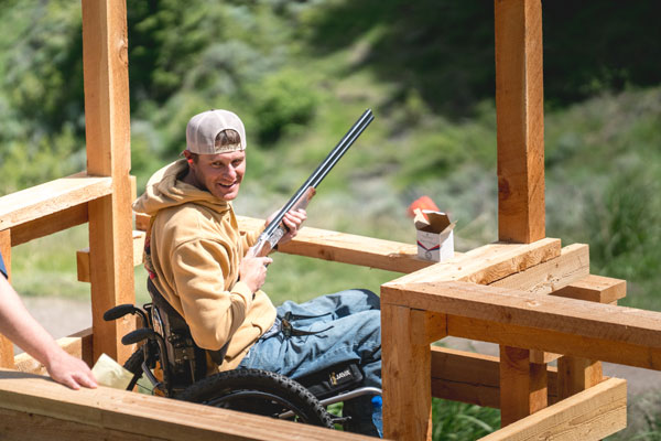 Access Unlimited Trap Shooting