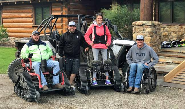 2018 Adventure Trip with Access Unlimited and Craig Hospital