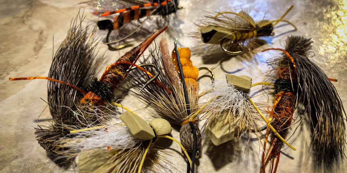 Flies for the Big Hole River in June